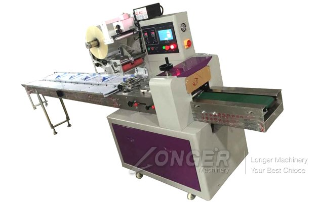 Instant Noodle Packing Machine For Pillow Type
